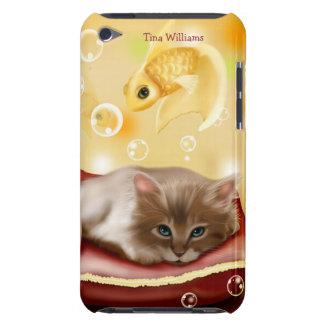 Drömma av fiskipod touch case barely there iPod case