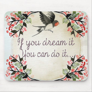 Drömma det musmatta