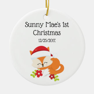 Drömma helgdagrävprydnaden julgransprydnad keramik