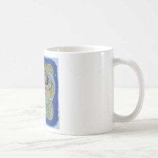 Drömma mermaid.en kaffemugg