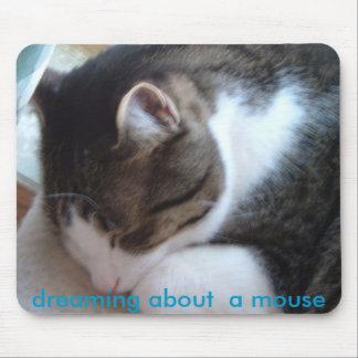 drömma om en mus musmatta