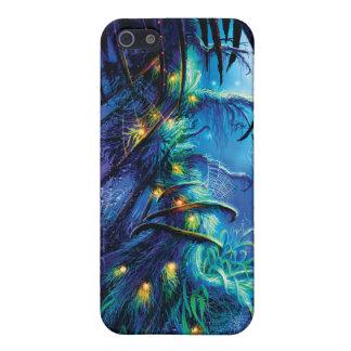 Drömma träd iPhone 5 fodral