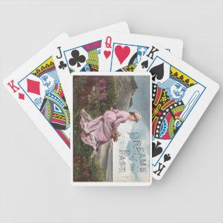 Drömmar av förflutnan spelkort