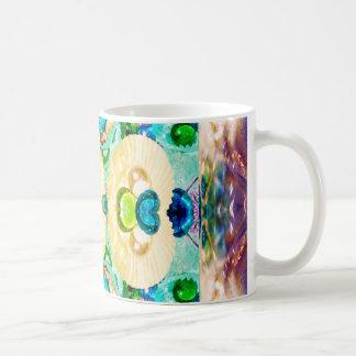 Drömmar för kopptårtapapper kaffemugg