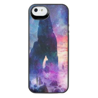 Drömmare batteri Casee för CoveiPhone iPhone SE/5/5s Batteri Skal