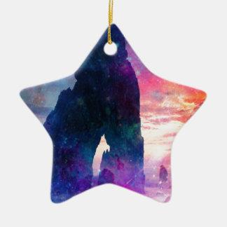 Drömmare Cove Julgransprydnad Keramik