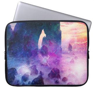 Drömmare Cove Laptop Sleeve