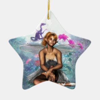 Drömmare Julgransprydnad Keramik