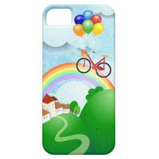 Drömmarnas land iPhone 5 skal