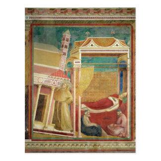 Drömmen av oskyldig III, 1297-99 Vykort