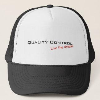 Drömmen/kvalitets- kontrollerar keps