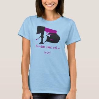 dropdead frihet….,kommer med ett pris! tee shirts