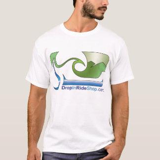 DropInRideShop logotyputslagsplats T Shirt