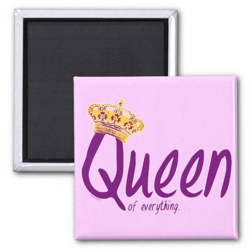 Drottning av allt [magneten]