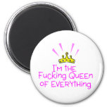Drottning av allt magneter för kylskåp