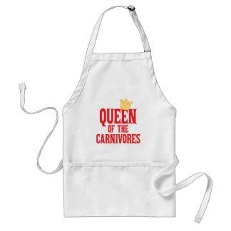 Drottning av carnivoresna förkläde