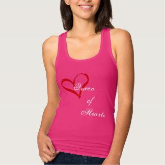 Drottning av hjärtor tshirts