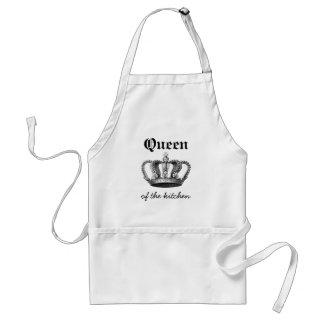 Drottning av kök förkläde