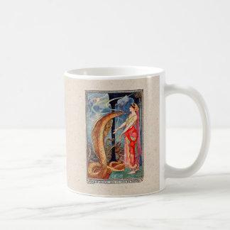 Drottning av ormarna kaffemugg