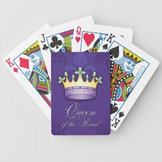 Drottning av vägen spelkort