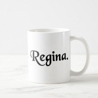 Drottning Elizabeth. Kaffemugg