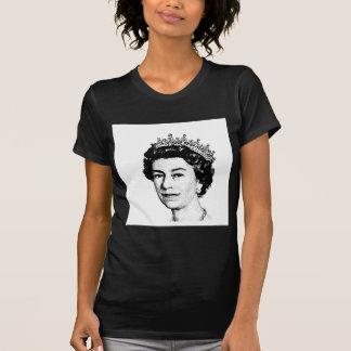 Drottning Elizabeth T-shirts