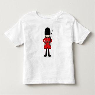 Drottning kungliga vakt t-shirt