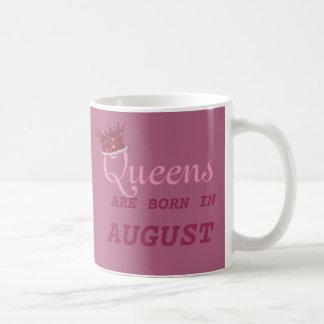 Drottningar är bördiga Aug PERSONIFIERAR redigerar Kaffemugg