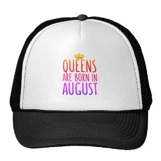 Drottningar är den bördiga Augusti hatten Keps
