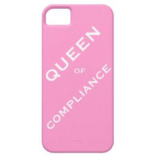 Drottningen av barely there iPhone 5 fodral