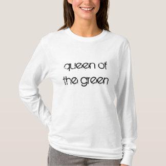 Drottningen av den gröna snookeren citerar t shirts