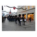 DrottningvaktStroget Köpenhamn Danmark Vykort
