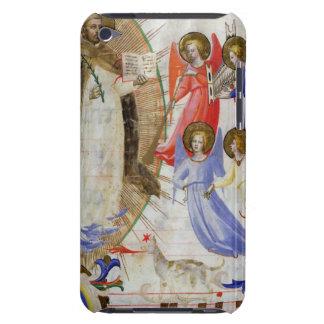 ds 558 f.67v St Dominic med fyra musikaliska Barely There iPod Case