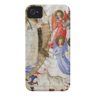 ds 558 f.67v St Dominic med fyra musikaliska Case-Mate iPhone 4 Case
