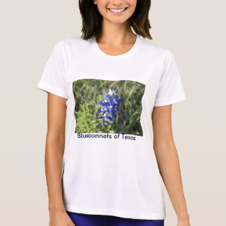 DSC00460 Bluebonnets av Texas T-shirt