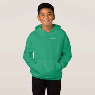 du är den kalla hoodien tee shirt