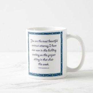 du är den mest härliga muggen kaffemugg