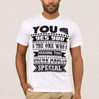 Du är egentligen sakkunniga (det Motivational T-shirts