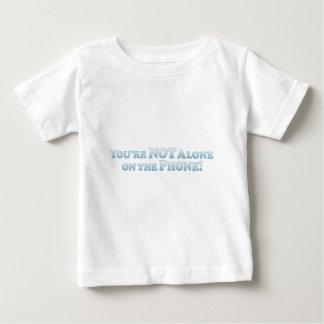 Du är inte på den mobila ensamen - Mult-Produkter T Shirts