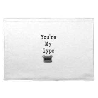 Du är min typ bordstablett