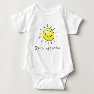 Du är mitt solsken t-shirt