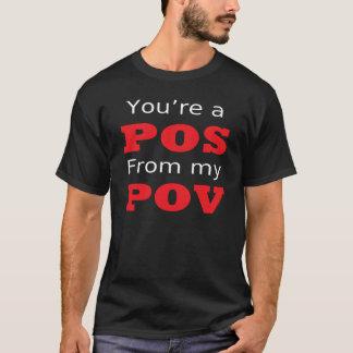 Du är pos. från min POV… Tröja