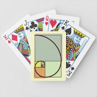 Du är rumslig spelkort