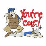 Du är ut