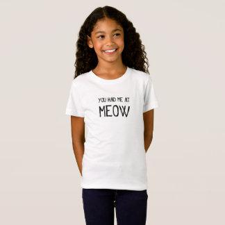 Du hade mig på att jama tee shirts