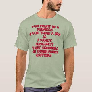 du kan är en redneck t-shirts