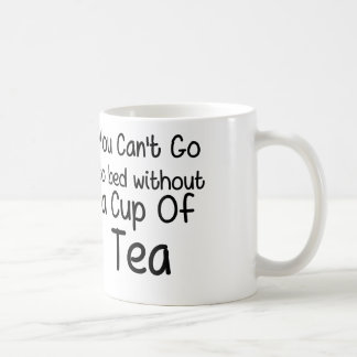 Du kan inte gå att bädda ned utan en kopp av Tea