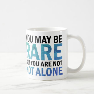Du kan vara SÄLLSYNT, men du är INTE DEN ENSAMMA Kaffemugg