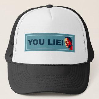 Du ljuger keps