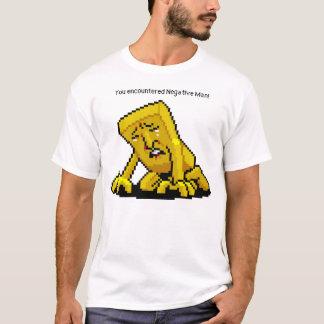 Du mötte Negativeman! T Shirts